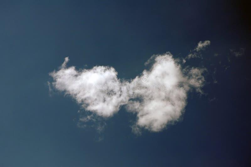 Nuvens e céu