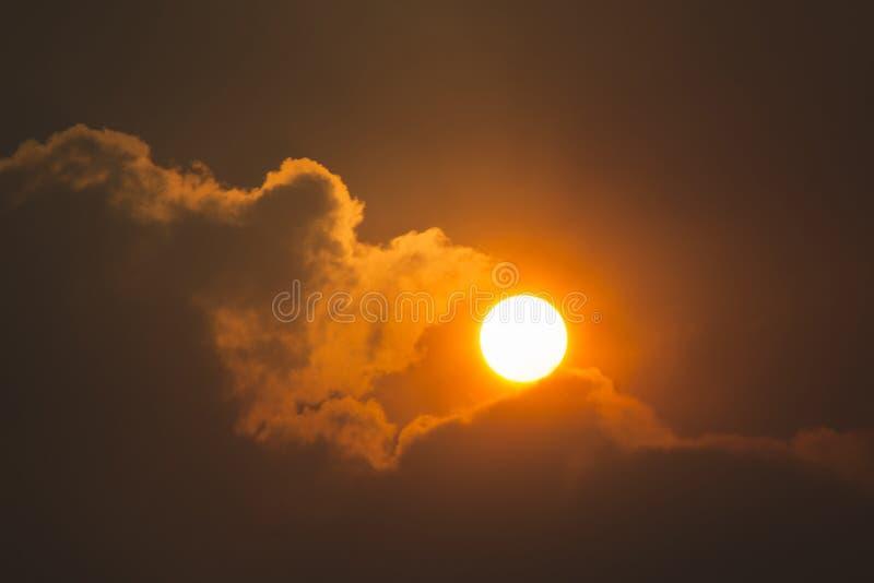Nuvens e fumo imagem de stock royalty free