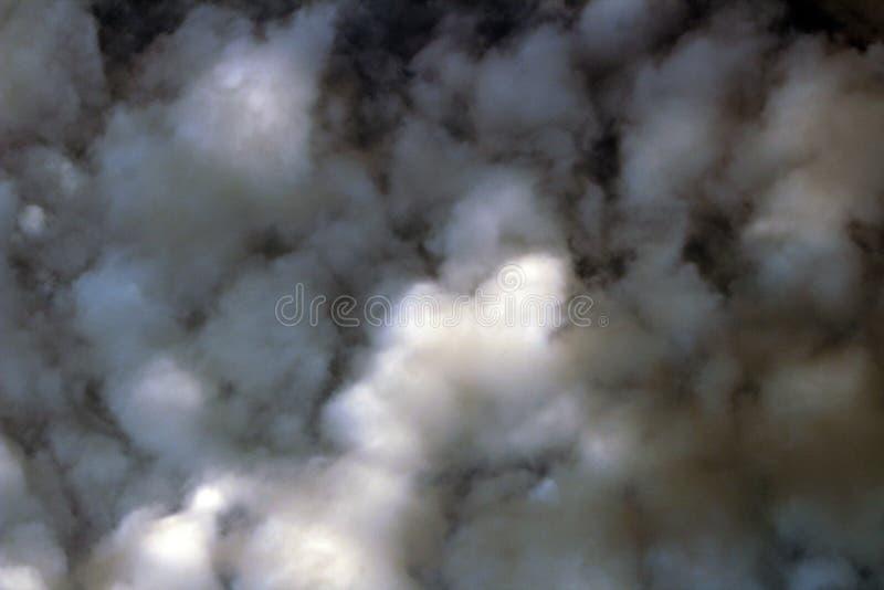 Nuvole di rotolamento immagine stock libera da diritti