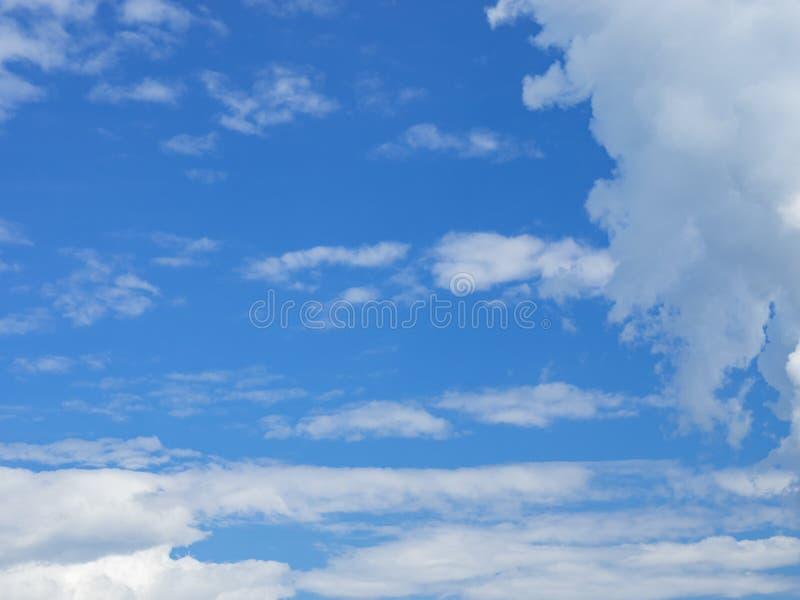 Nuvole leggere immagini stock