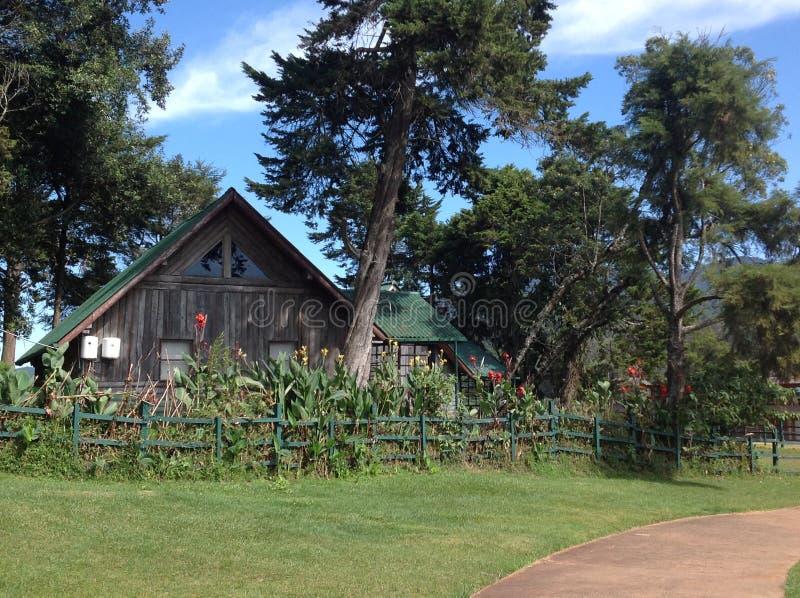 Nuwaraeliya See lizenzfreies stockbild