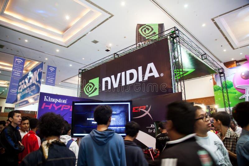 Nvidia nel gioco teletrasmesso 2013 di Indo