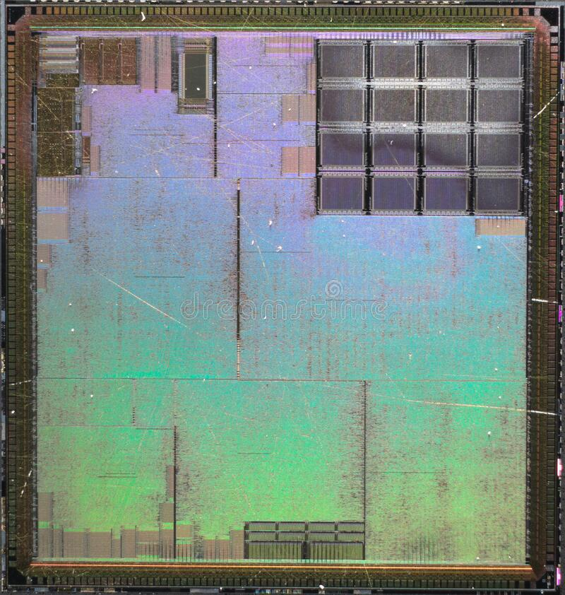 NVIDIA@350nm@Fixed-pipeline@NV3_ZX@Riva_128ZX@A22AL9828_MALTA_J822XFJ-A___Stack-DSC03748-DSC03770_-_ZS-retouched royalty free stock images