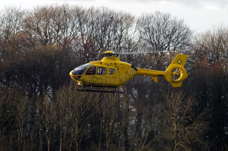 NW Air Ambulance royalty free stock photos