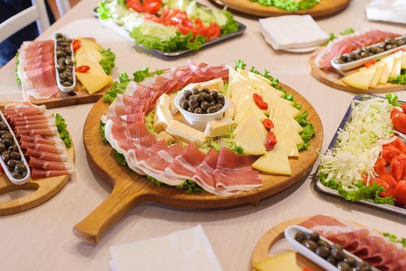 Ny aptitretaremat, italiensk kokkonst royaltyfri fotografi