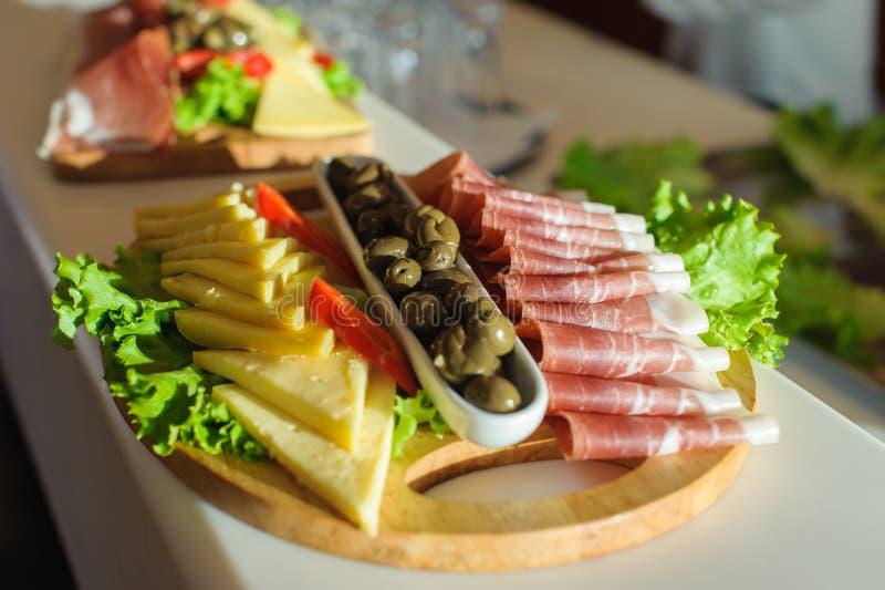 Ny aptitretaremat som är italiensk royaltyfria bilder