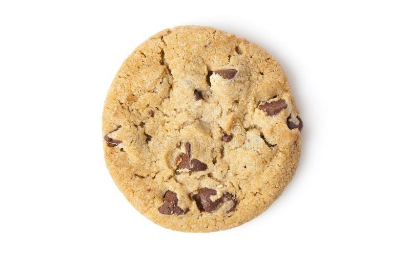 ny chipchokladkaka royaltyfri bild
