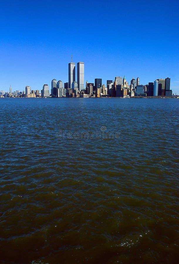 NY Cityscape royalty free stock photo