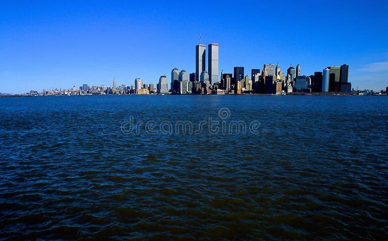 NY Cityscape stock images