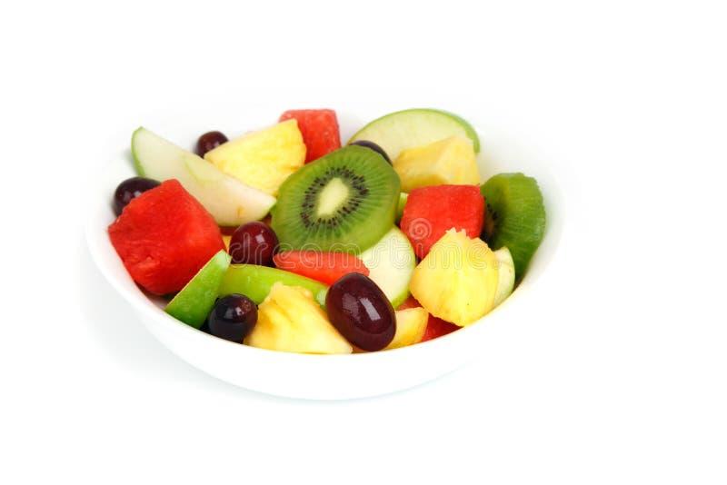 ny fruktsallad arkivbilder