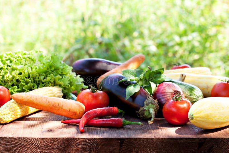 Ny grönsak arkivfoto