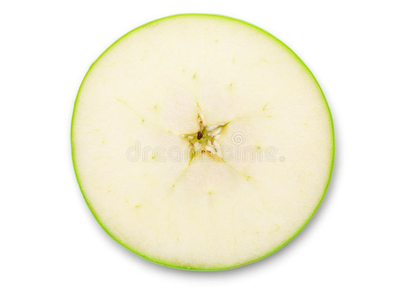 ny green för äpple royaltyfri foto