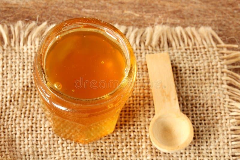 ny honung royaltyfri bild