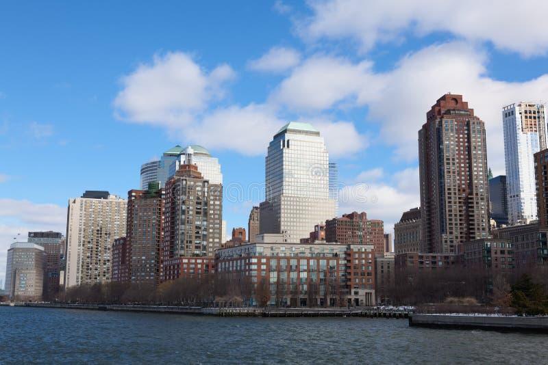 Download Ny horisont york för stad arkivfoto. Bild av cityscape - 19792376