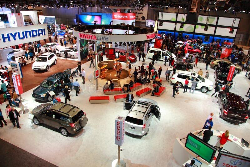 NY International Auto Show Editorial Photography