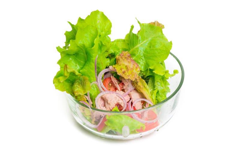 ny isolerad salladgrönsakwhite fotografering för bildbyråer