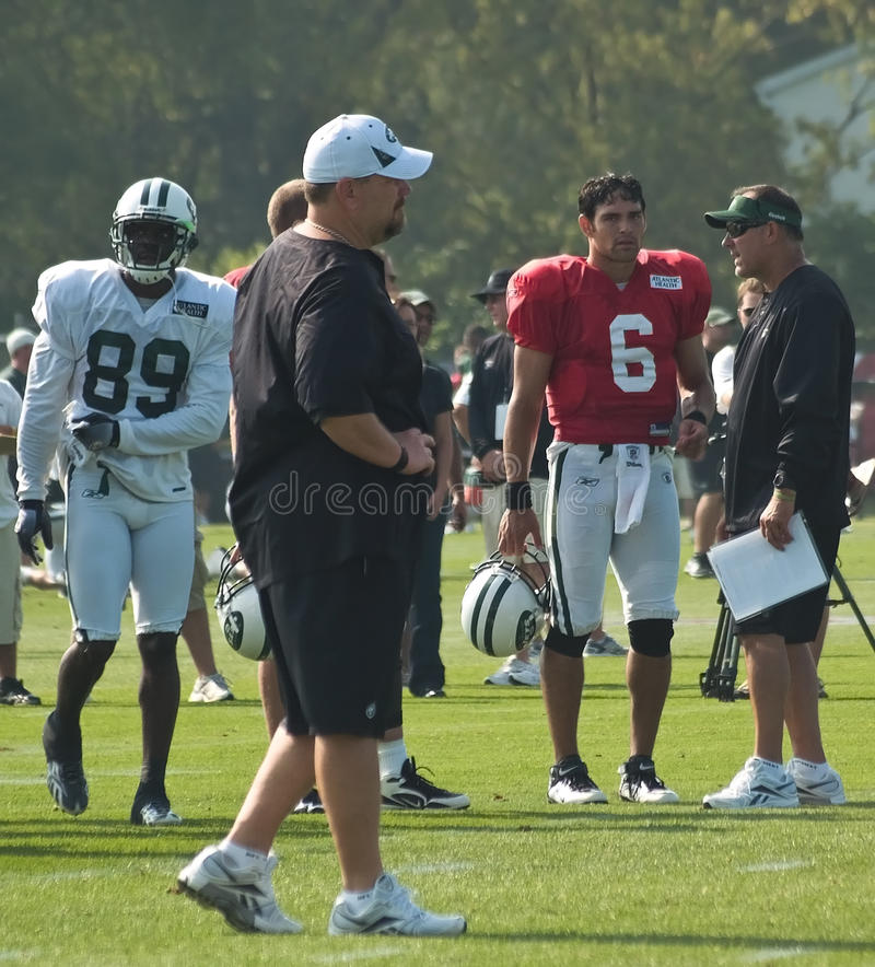Download Ny jets training camp editorial stock photo. Image of gridiron - 15444888