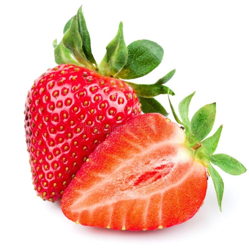 Ny jordgubbe arkivbilder