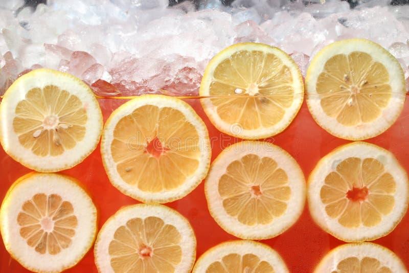 ny lemonade arkivbild