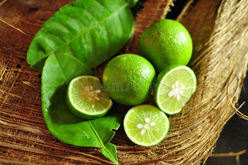 ny limefrukt bär fruktt grönsaker royaltyfri bild