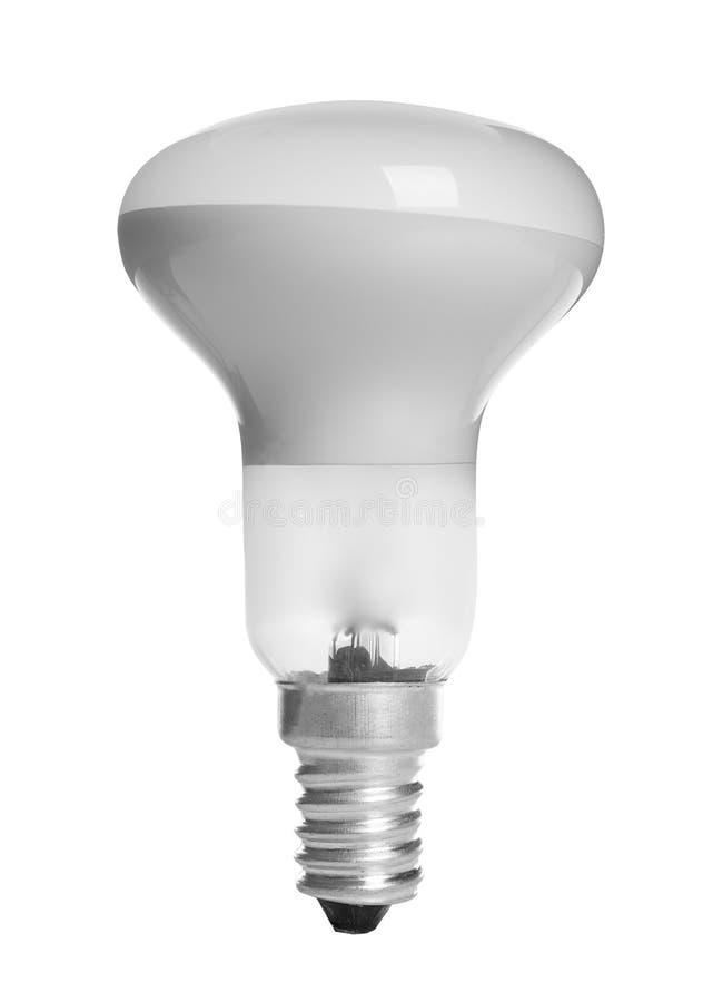 Ny ljus kula för lampa arkivfoto