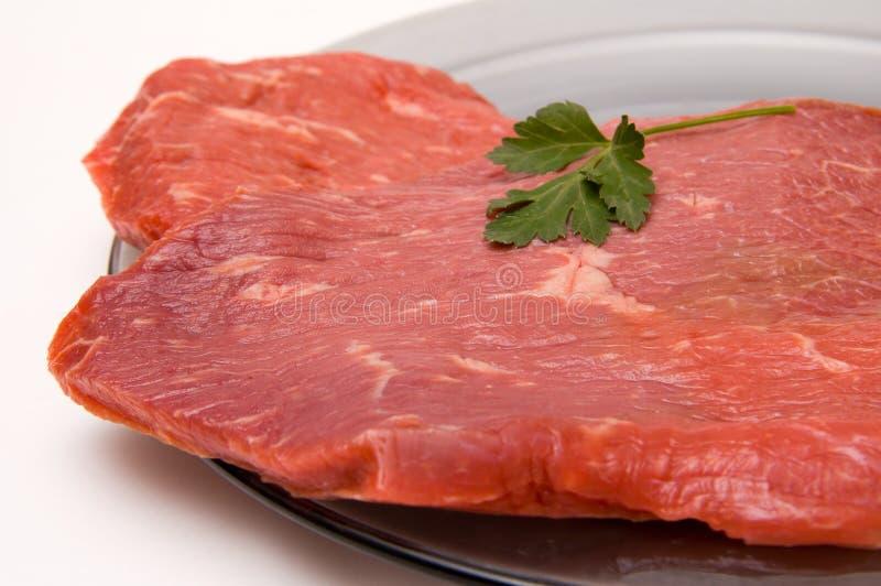 Ny meat royaltyfria bilder
