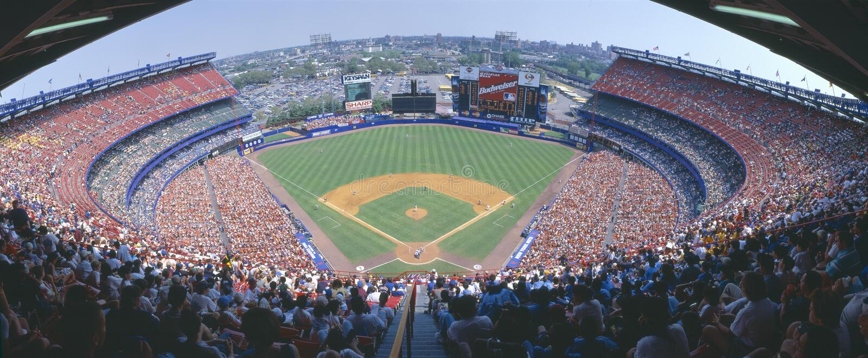 NY Mets v. SF Giants стоковые изображения