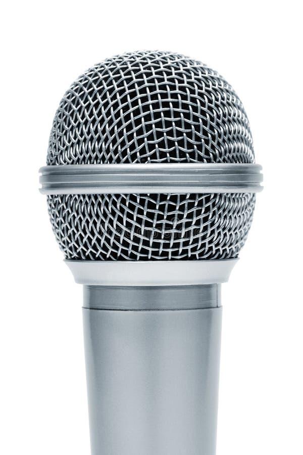 ny mikrofon royaltyfri bild