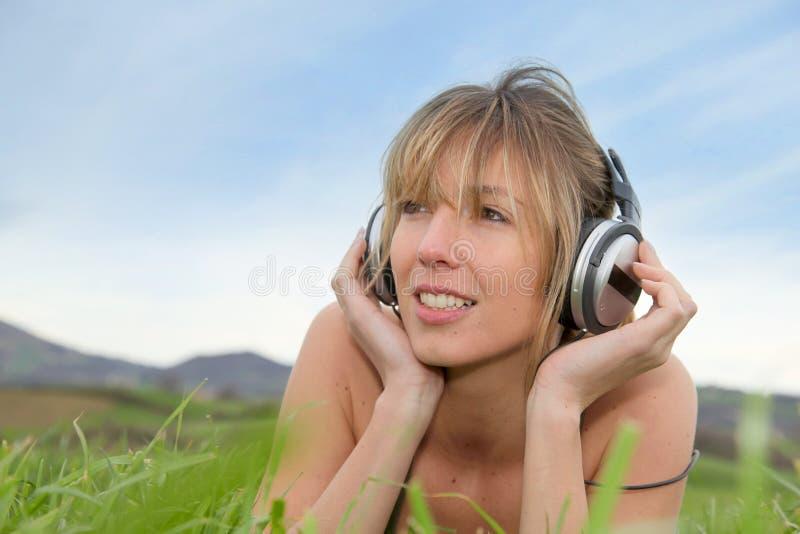 Ny musik royaltyfria foton