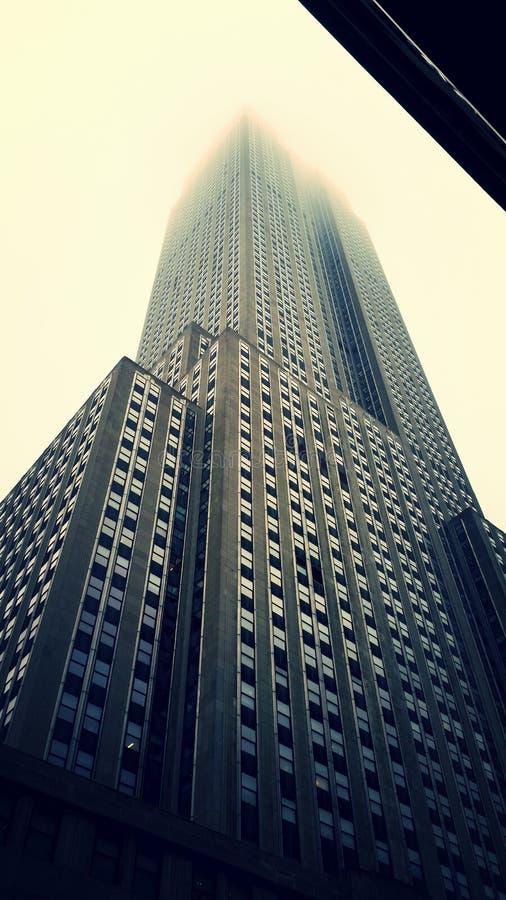 NY Nowy Jork miasta budynków sztuka zdjęcie stock