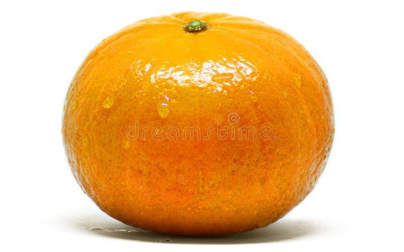 ny orange arkivbild