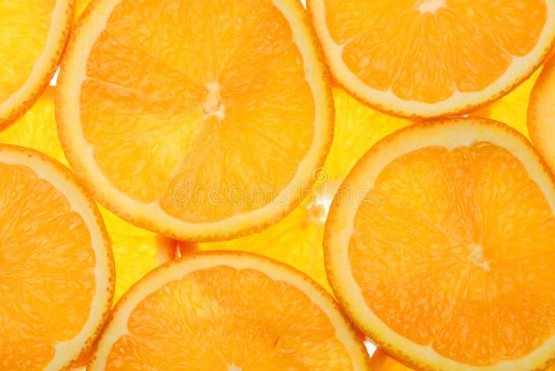 ny orange royaltyfri bild