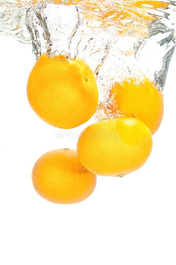 ny orange arkivbilder