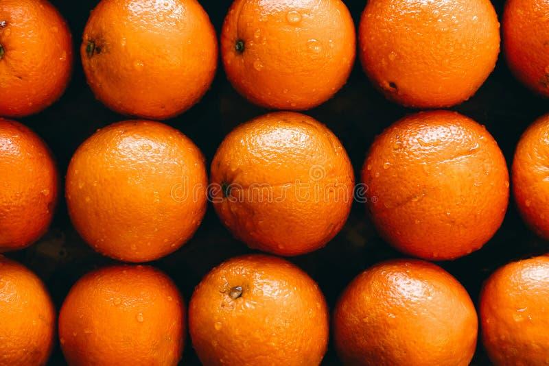 ny orange för bakgrund royaltyfria foton