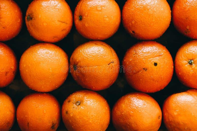 ny orange för bakgrund arkivfoton