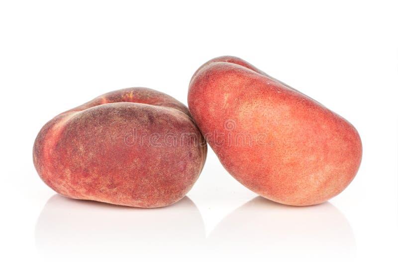 Ny Paraguay persika som isoleras på vit arkivbild