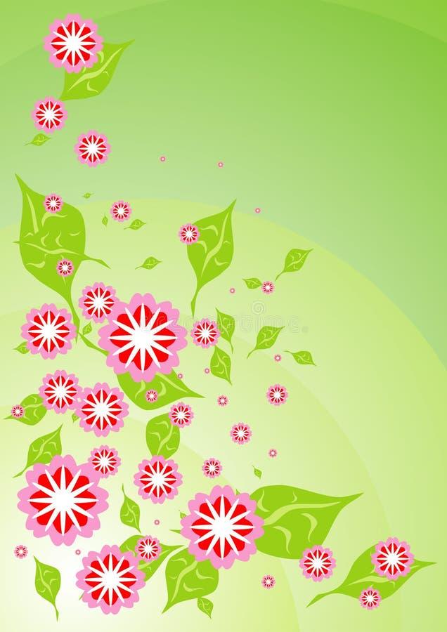 ny pink royaltyfri illustrationer