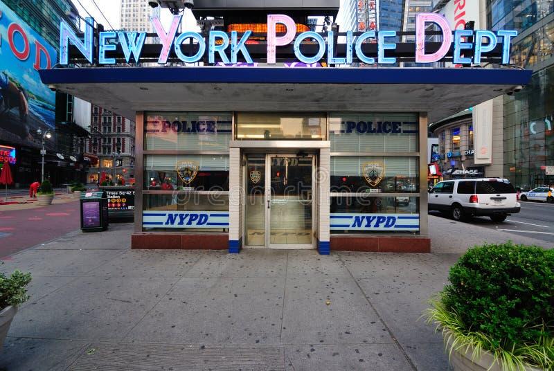 ny polis york för avdelning royaltyfri foto
