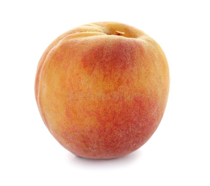 Ny söt persika arkivfoto