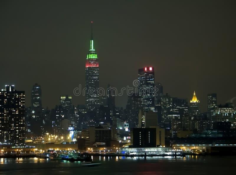 NY Skyline stock images
