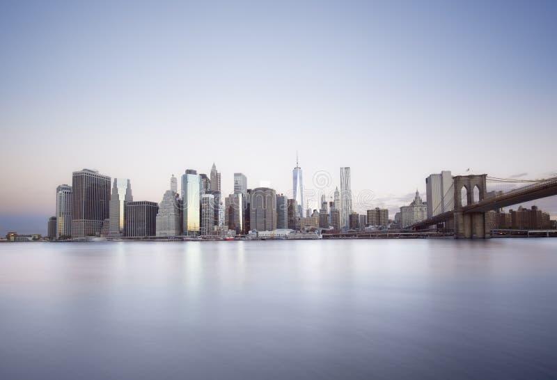 ny soluppgång york för stad arkivfoton