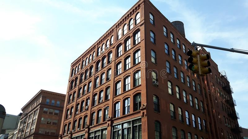 NY Stadt lizenzfreies stockbild