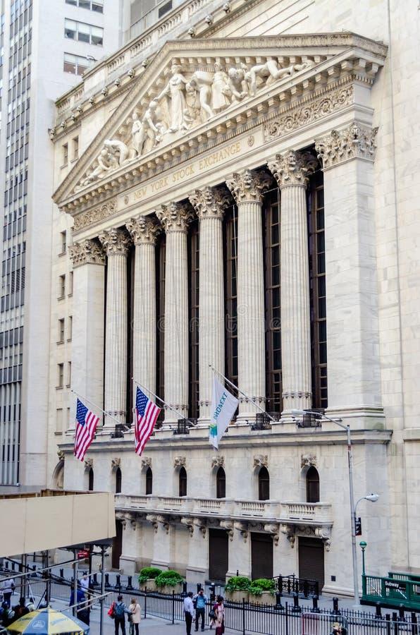 NY Stock Exchange, Wall Street