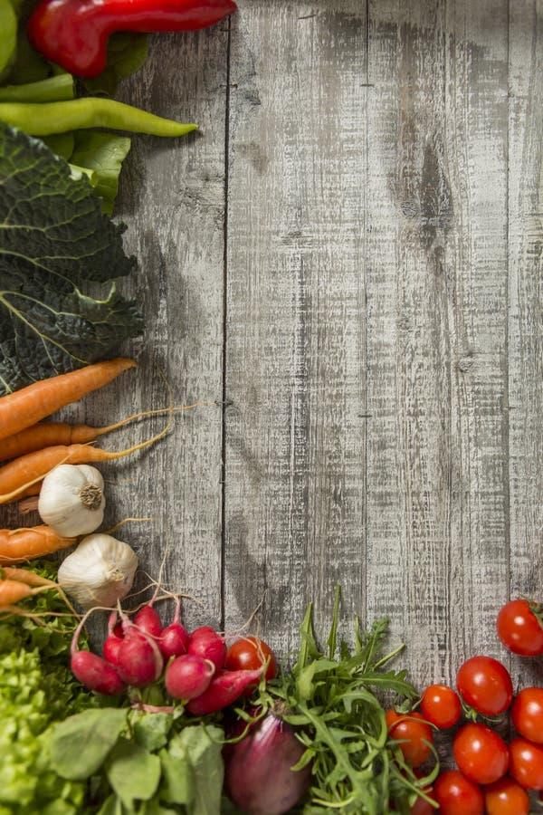 ny tabell för mat arkivbild