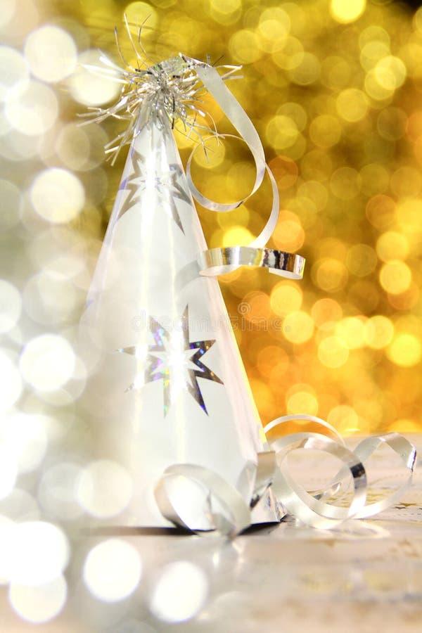 Nya år royaltyfria bilder