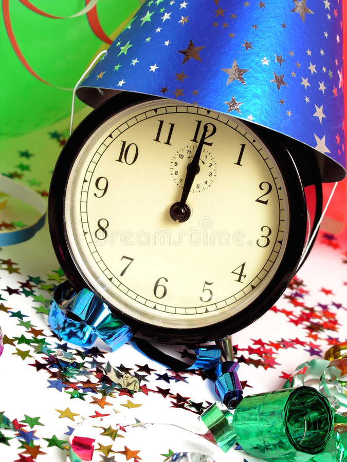 Download Nya år för helgdagsafton arkivfoto. Bild av helgdagsafton - 249658