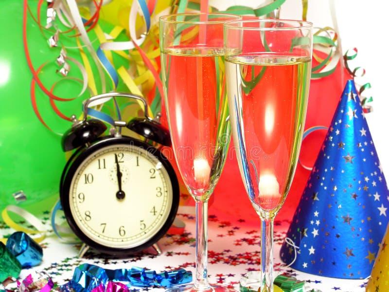 nya år för helgdagsafton