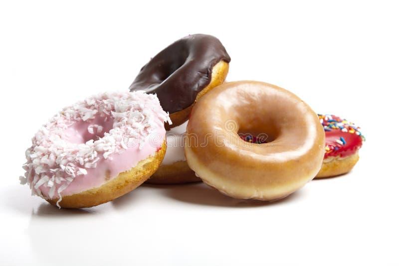 nya donuts royaltyfri foto