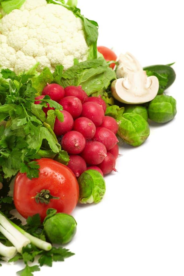 nya grönsaker arkivbilder