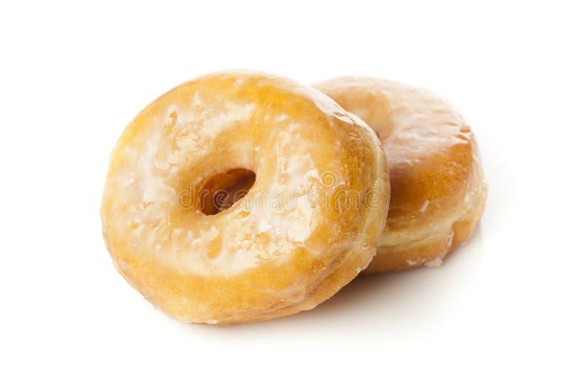 Download Nya hemlagade Donuts arkivfoto. Bild av runt, donuts - 27275764